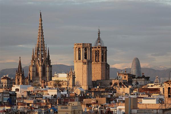 Hauptstadtkoffer - Barcelona