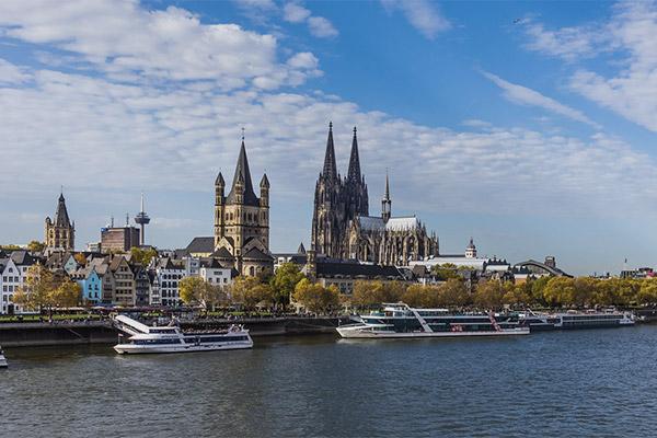 Hauptstadtkoffer - Köln