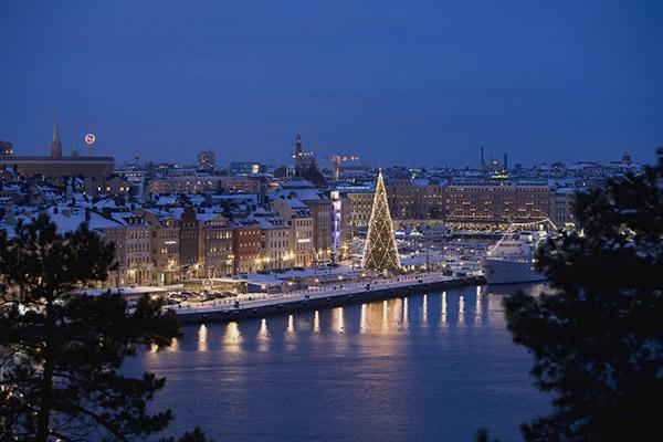 Hauptstadtkoffer - Stockholm