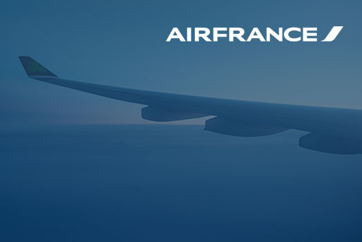 Hauptstadtkoffer Air France