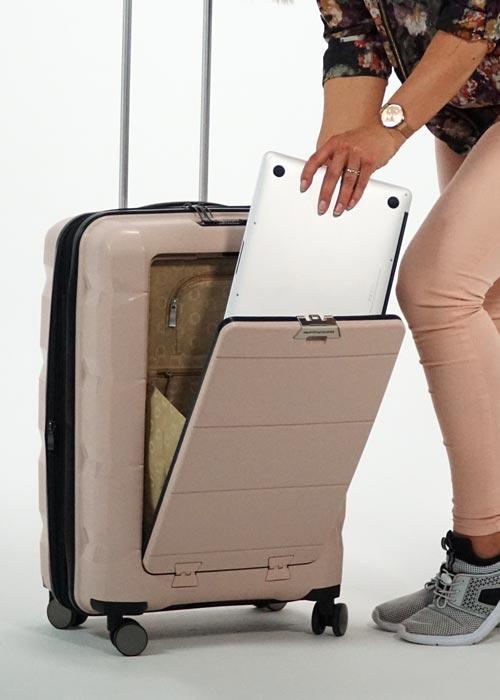 Laptopfach - durchdachtes Zubehör