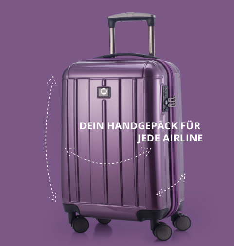 handgepäck für jede airline