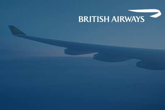 Hauptstadtkoffer British Airways