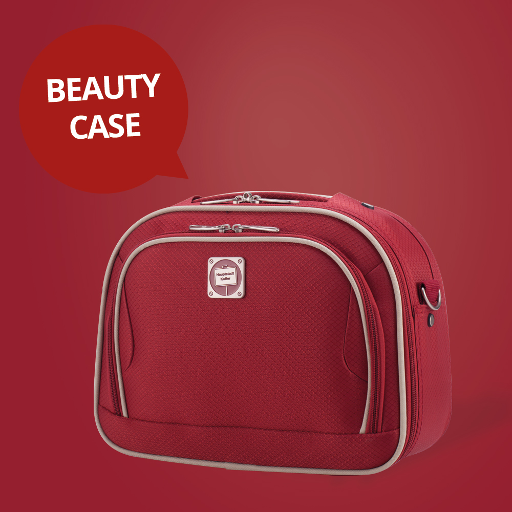Beautycase von Hauptstadtkoffer passend zu unseren Reisekoffern