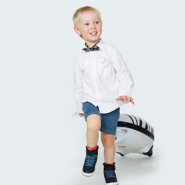 Kinderkoffer, Kindertrolley, Kindergepäck - Hartschale