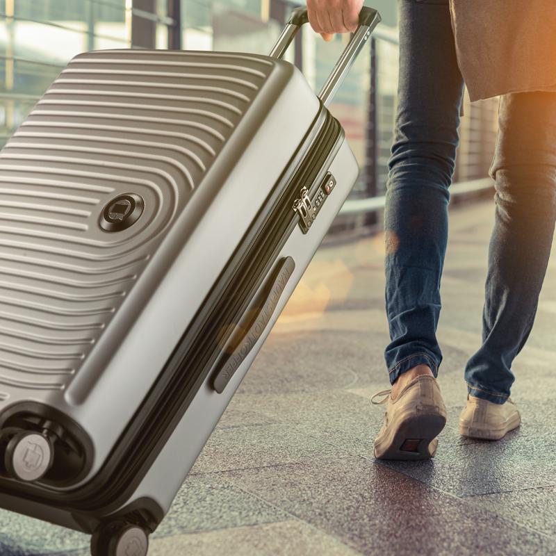 Das richtige Handgepäck finden