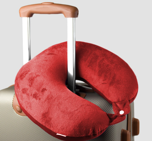 Nack cushion for relaxed travel