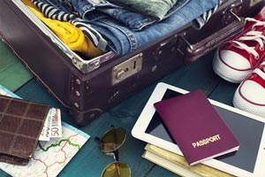 Pack and go, but not without our valuable information about traveling with your luggage
