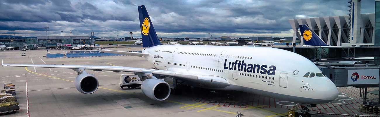 Lufthansa Handgepäck - Handgepäckbestimmungen bei Flügen mit Lufthansa