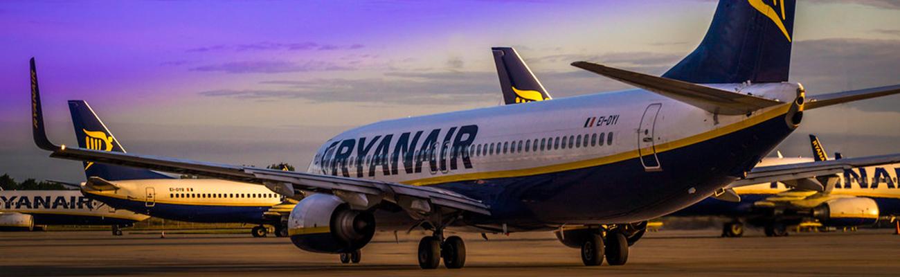 Ryanair Hauptstadtkoffer