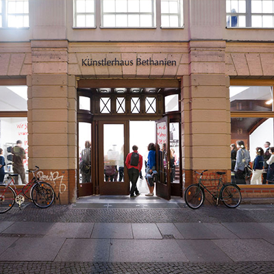 Hauptstadtkoffer Künstlerhaus Bethanien Berlin