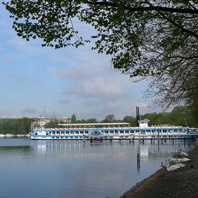 Hauptstadtkoffer Regeler See Berlin