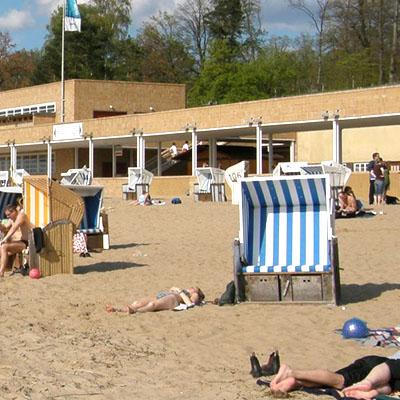 Hauptstadtkoffer Strandbad Wannsee Berlin
