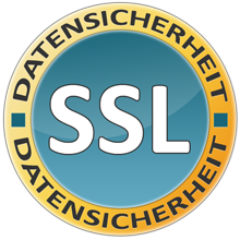 Sichere Zahlung mit SSL-Verschlüsselung