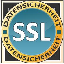 Sichere Zahlung mit SSL-Verschlüsselung