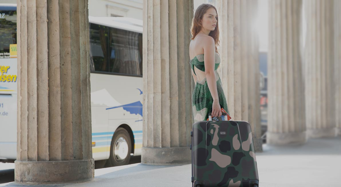 Handgepäck - für jede Airline die richtige Größe
