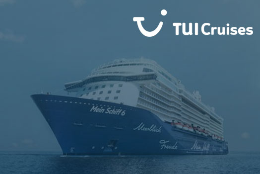 Hauptstadtkoffer TUI Cruises