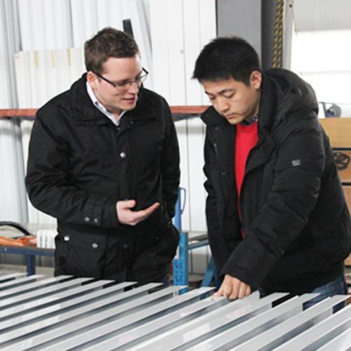 Hautpstadtkoffer Produktion